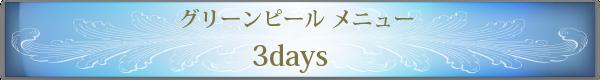 3days